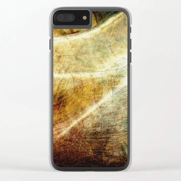 My oh My... Clear iPhone Case