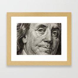 Benny J Frankbro Framed Art Print