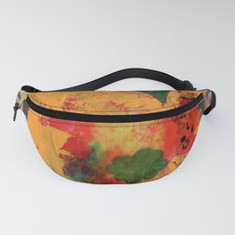 Tribute to Frida Kahlo #29 Fanny Pack