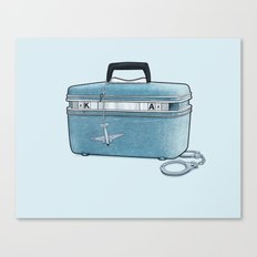 LOST Luggage / Kate Canvas Print