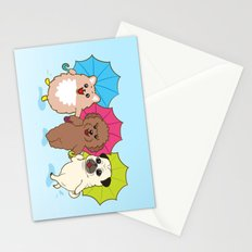 Singin' in the rain Stationery Cards