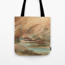 Water Rights Tote Bag