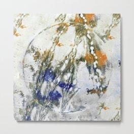 plant painting Metal Print
