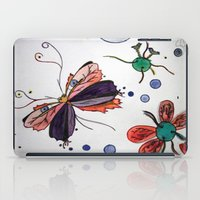 evolution iPad Cases featuring Evolution by Sharixon