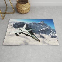 F-18 Hornet Rug