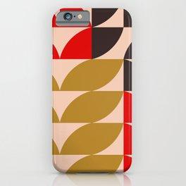 Geometrica 19 iPhone Case