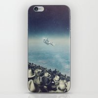 astronaut iPhone & iPod Skins featuring Astronaut by MiraRuido