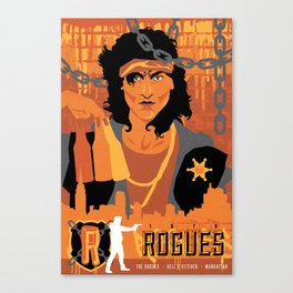 THE WARRIORS :: THE ROGUES Canvas Print