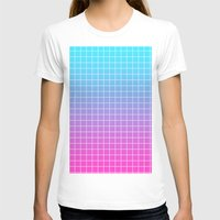 gradient T-shirts featuring Gradient by aesthetically