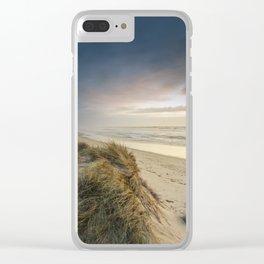 Rodanho beach, Viana do Castelo, Portugal Clear iPhone Case