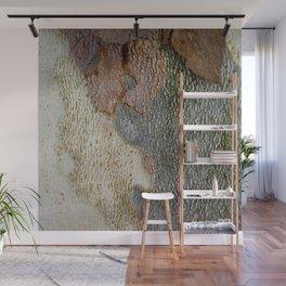 Tree bark 1 natural pattern Wall Mural