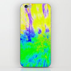 The Hippy Shake iPhone & iPod Skin