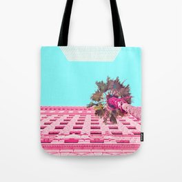 LA Palm Tree Look Up Tote Bag