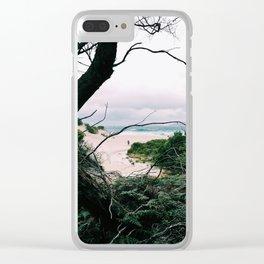 Ocean View, Squeaky Beach, Victoria, Australia Clear iPhone Case
