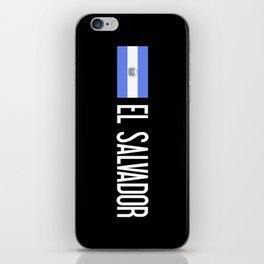 El Salvadoran Flag & El Salvador iPhone Skin