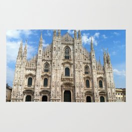Milan Cathedral Rug