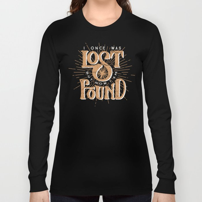 Lost + Found Long Sleeve T-shirt