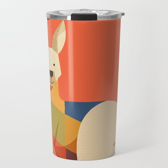 Kangaroo by theprintedsparrow