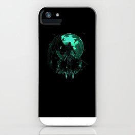 sephiroth iPhone Case