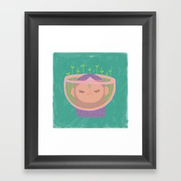 50516 Framed Art Print