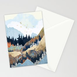 Spring Flight Stationery Cards