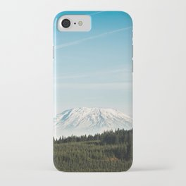 Mount St. Helens - Pacific Northwest Photography iPhone Case