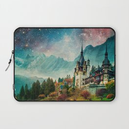 Faerytale Castle Laptop Sleeve