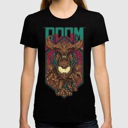 Doom Vintage Style T-shirt