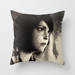 Supernatural: Jody Mills Throw Pillow