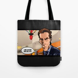 Return Your Video Tapes Tote Bag