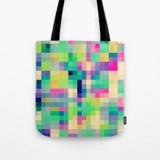 Pixeland Tote Bag