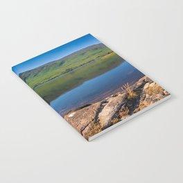 Killary Harbour fjord in Northern Connemara, Ireland Notebook