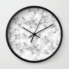 Real Marble Wall Clock