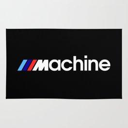BMW Machine Rug