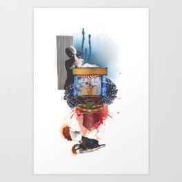 Mingadigm | Stolen Art Print