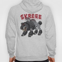 Parasite Poodle Hoody