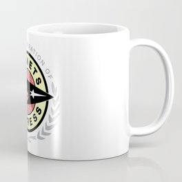 United Federation of Planets Express Coffee Mug
