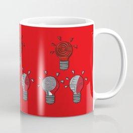 Jordan Lightbulb Soles Coffee Mug