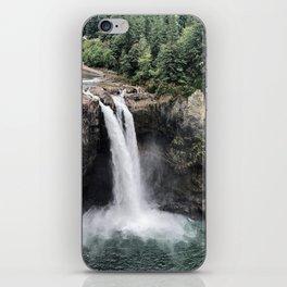 Snoqualmie Falls #2 iPhone Skin