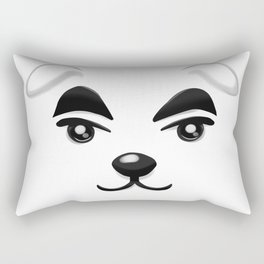 Animal Crossing KK Slider Rectangular Pillow