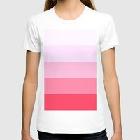 stripes T-shirts featuring Stripes. by SimplyChic