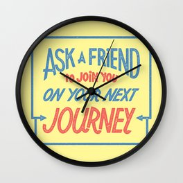 Fortune Cookie Wisdom, pt. 3 Wall Clock