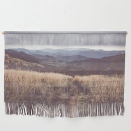 Bieszczady Mountains - Landscape and Nature Photography Wall Hanging