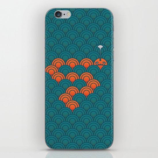 The Last Sea Monster iPhone & iPod Skin