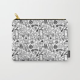 Swearing all day! Carry-All Pouch