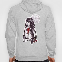 Watchful Witch Hoody