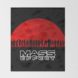 Mass Effect Throw Blanket