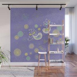 Kiss Little Wing Wall Mural