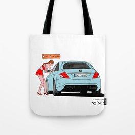 instafame Tote Bag