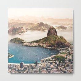 Rio de Janeiro (Agustín Diaz) Metal Print